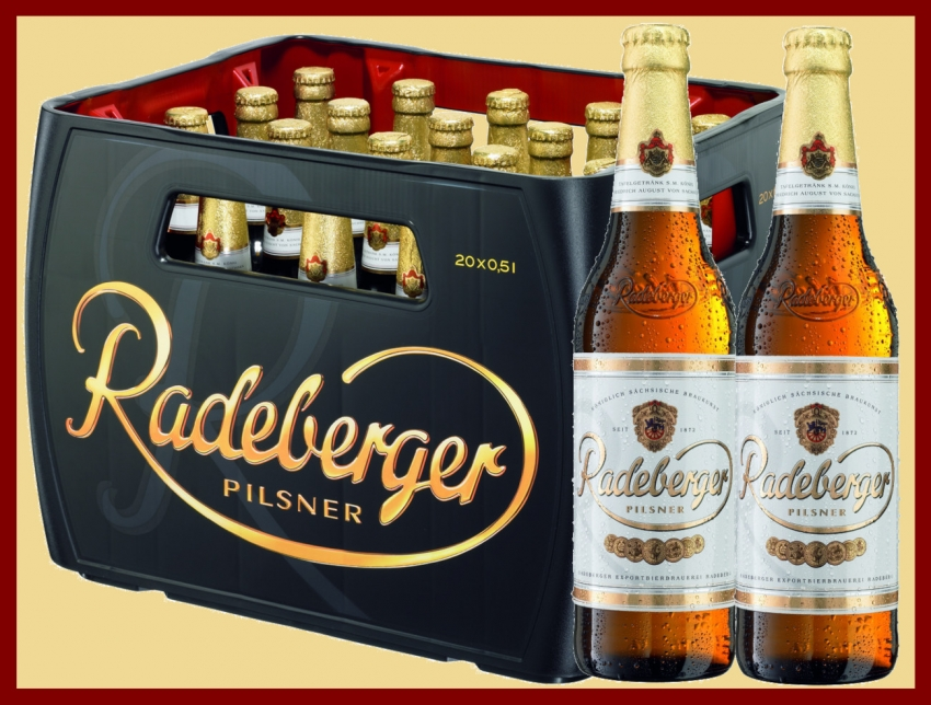 Radeberger 20x0,5